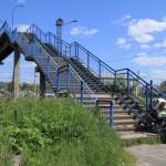 Мамы с колясками не могут попасть в город из поселка Завокзальный
