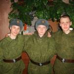 110 серовских парней ушли в армию