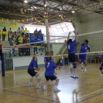 Стали известны лучшие волейболисты завода ферросплавов