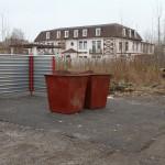 На Лесозаводе установят контейнеры для сбора мусора