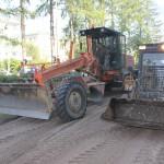В Серове стартовал ремонт тротуара по улице Ленина