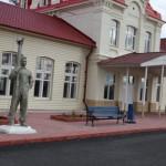 Вокзал ст. Серов