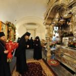 Знакомая дала тесто из монастыря «Святой Матроны»