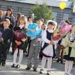 """В Серове пройдет праздник посвящения в первоклассники. Фото: архив газеты """"Глобус""""."""