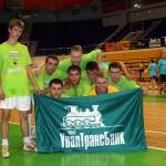 Серовчане провели благотворительные матчи на «Добрых играх»