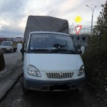 В Серове водитель «ГАЗели» сбил пожилую пару на мопеде