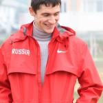Павел Тренихин гостит в Серове после окончания сезона