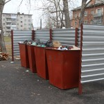 Где в Серове появятся мусорные контейнеры, пока неизвестно