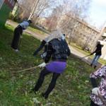 По мнению правительства области, Серов – город чистый