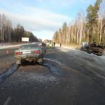 На трассе погибла 48-летня женщина-водитель