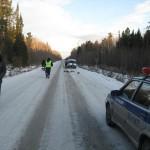 Пьяный водитель насмерть сбил пешехода в Серовском районе