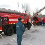 Во Дворце культуры металлургов возник пожар … учебный