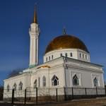 В Серове торжественно открывают мечеть