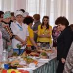 Асы школьного питания определены в Серове