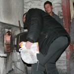 Серовские наркополицейские отправили в печь героин и гашиш