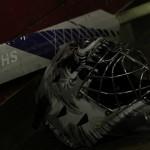Можно догадаться, что творится в душе у двух серовских вратарей Степы Вахрушева и Васи Шалагинова, пропустивших вместе за 6 игр 131 гол. Ребята, не падайте духом! Все еще впереди. Фото Артема Есаулкова.