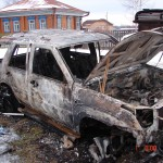 В Серове расследуют смерть 28-летнего мужчины в сгоревшем авто