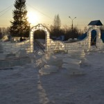 Зимний городок в Серове откроют в среду