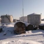 ЧП на нефтебазе: пары нефтепродукта