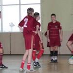 Мини-футболисты Серова не смогли выиграть финал первенства округа