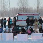Автогонки на льду серовского пруда – незаконны!
