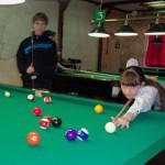 В Серове прошел турнир по бильярду среди молодежи