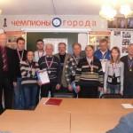 Шахматисты из Серова нестабильно выступают на Кубке СУО