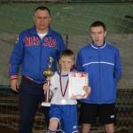 На турнире по мини-футболу встречались друзья-соперники из «Динамо»