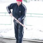 Серовские городошники соревновались с чемпионами Европы