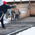 Городошники из Серова готовятся к престижному турниру