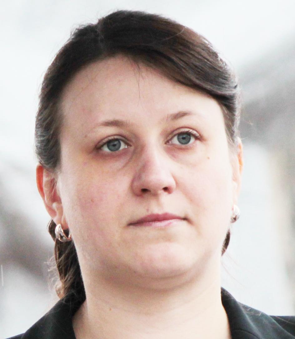 Глава города Елена Бердникова: