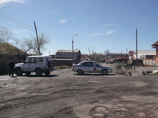 Возле жилого дома серовчанина обнаружена граната