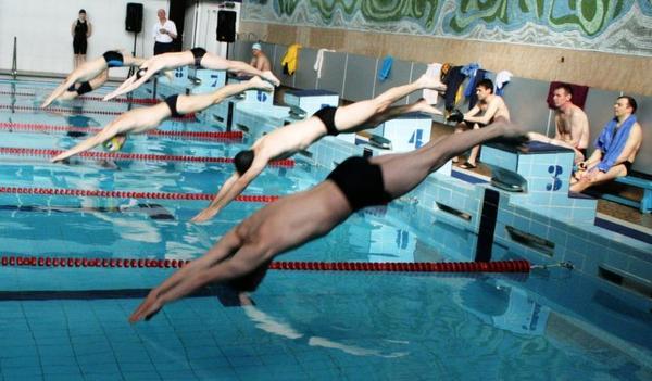 Быстрее всех в Серове плавают