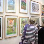В серовском музее показали «Грани творчества»
