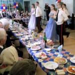 Кадеты провели для ветеранов «Голубой огонек»