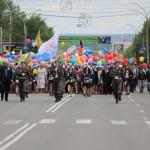 Последний звонок-2012. Фото Дмитрия Скрябина.