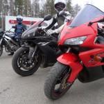 Байкеры Северного Урала открыли мотосезон-2012 (Фото)