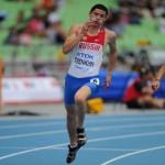 Павел Тренихин победил на международных соревнованиях c личным рекордом
