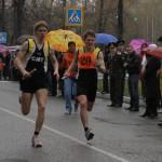 Легкоатлеты из Серова состязались на соревнованиях УрФО