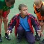 Футболисты школы 13 Серова победили на отборочном турнире