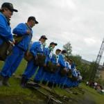 Работники РЖД учились спасать людей