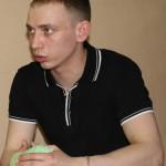 Максим Чешихин из Серова. Фото Натальи Вотяковой.