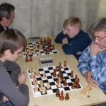 Шахматисты из Серова на этапе Кубка округа не смогли попасть в призеры