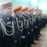 В серовской школе № 20  начинается набор в кадетский класс МЧС