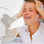 Ученые доказали, что вентиляторы не спасают от жары
