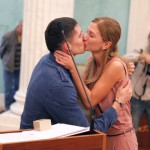 Павел Тренихин сделал предложение невесте на приеме у губернатора