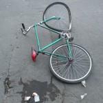 В Серове сбили велосипедиста
