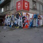 Граффити-художники Серова преображают город