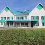 """Вот такой красивый и уютный детский сад """"Жемчужинка"""" уже распахнул двери для своих посетителей. Фото Натальи Вотяковой."""