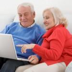 Старшее поколение серовчан осваивает интернет и компьютер